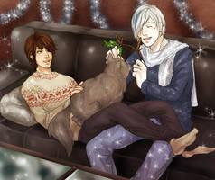 Happy holidays by MyDearBasil