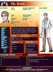 SGPA: Dr. Evans