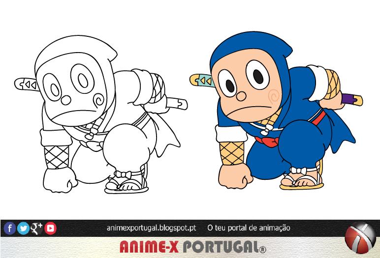 Ninja hattori by djermans