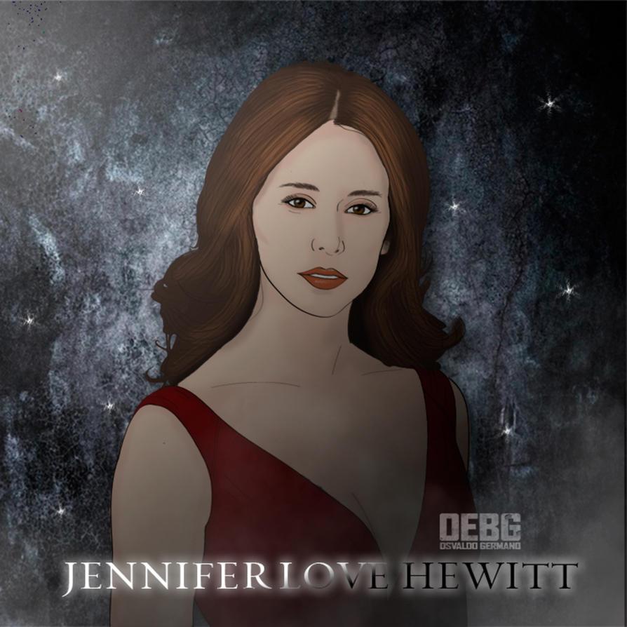 Jennifer Love Hewitt by Djermans