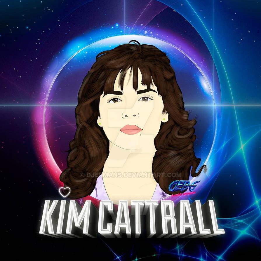 #Kim Cattrall by Djermans