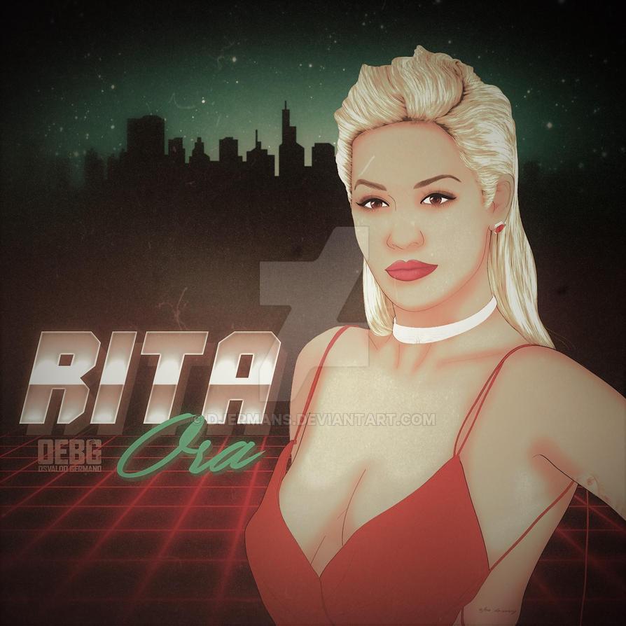 The British Sensation, Rita Ora by Djermans
