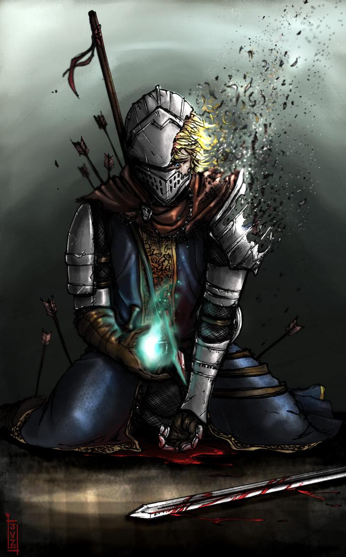 Dark Souls- The Inevitable by Dane-of-Celestia