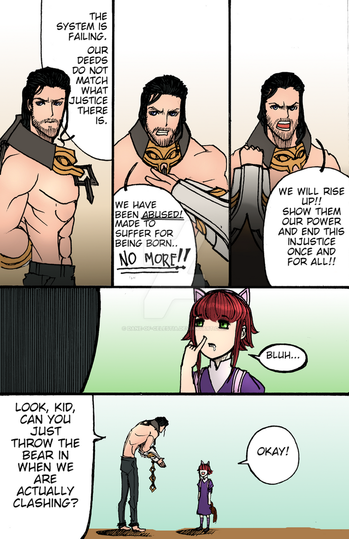 LoL Comic- Revolt by Dane-of-Celestia