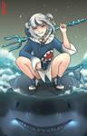 Gawr Gura, The Atlantean