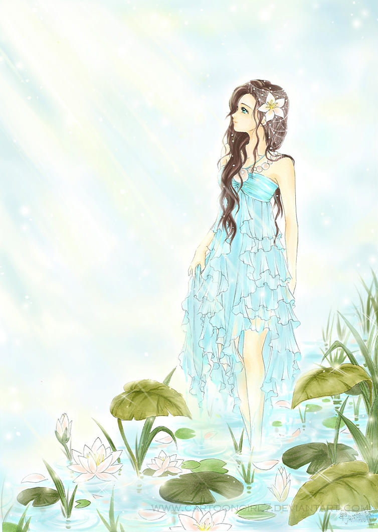 Mists of Eden. by cartoongirl7 on DeviantArt