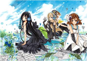 Soundscape by cartoongirl7