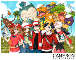 The Adventure Begins by cartoongirl7