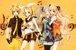 Vocaloid: LEMON DROP