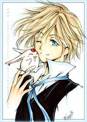 Fai- Tsubasa:RC by cartoongirl7