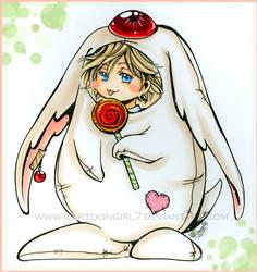 Tsubasa RC: Fai or Mokona? by cartoongirl7