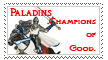 Stamp- Paladins by Jerohan