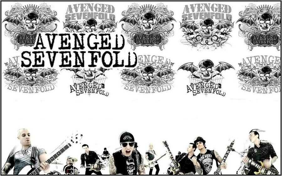 Avenged sevenfold wallpaper by muffer94 d581rk1 by avenged sevenfold wallpaper by muffer94 d581rk1 by deathbatavenger6661 voltagebd Gallery