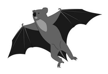 Koala Bat by Palettin