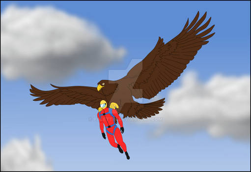 Eagle Glider