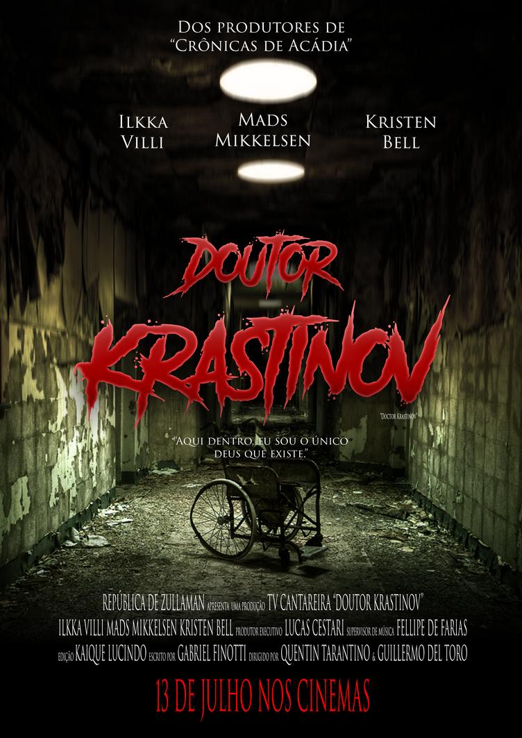 Doutor Krastinov by finotti94