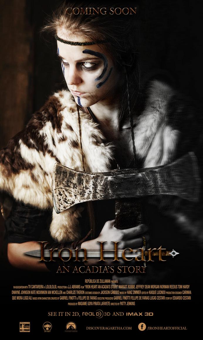 Iron Heart by finotti94