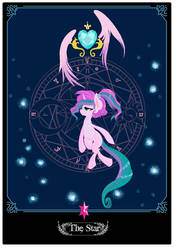 My Little Pony Star Card by DuomoChiaro