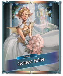 [SE] - Golden Bride