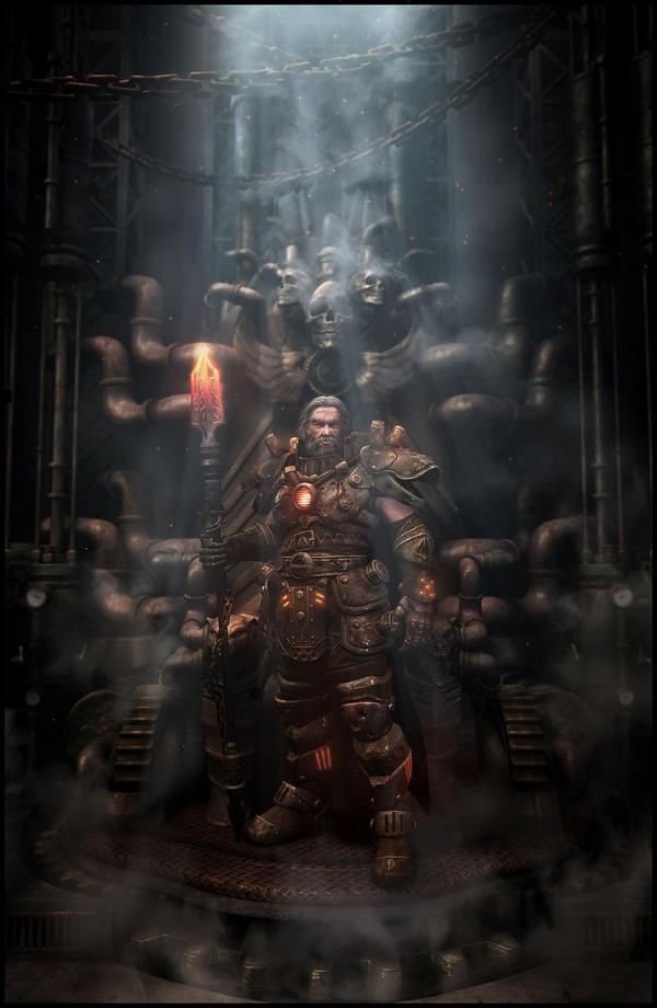 Odin's Final Battle by 3dsquid