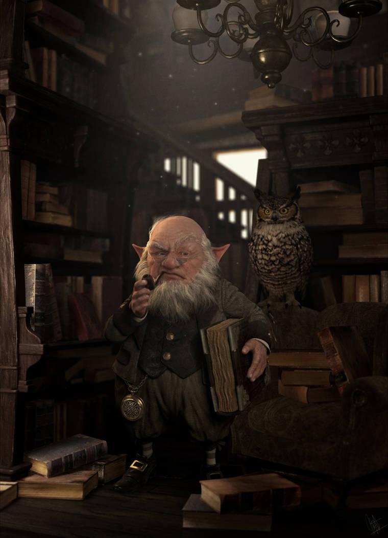 Goblin Library