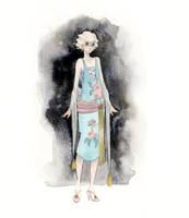 Costume Design: Margaret by reneenault