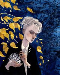 Self Portrait by reneenault