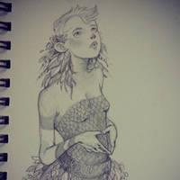 Sketch by reneenault