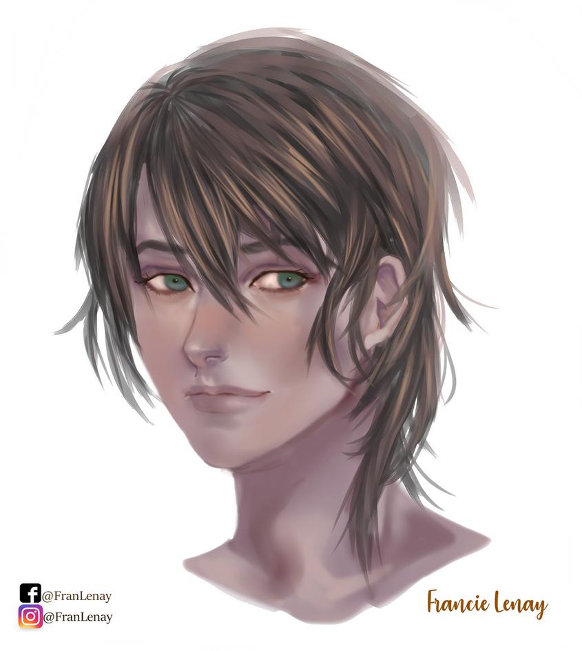 Headshotboy by FrancieLenay