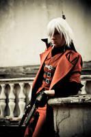 Devil May Cry -1 (DMC) Dante 4 by IcyIrena