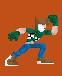 Jonny sprite: punch by Jonny-Aleksey