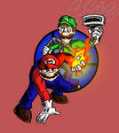Super Smash Bros: Mario and Luigi