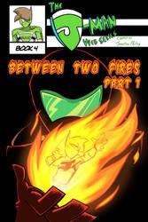 The J-Man Web Series #4 Cover by Jonny-Aleksey