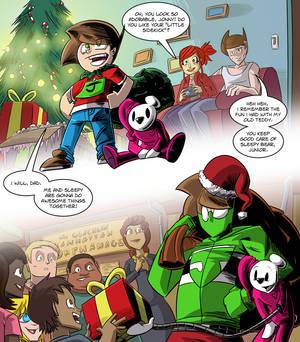 Christmas Memories: Jonny's Bear
