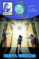 The Valve Web Series #3 Cover by Jonny-Aleksey