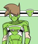 Character Bio Images: The J-Man by Jonny-Aleksey