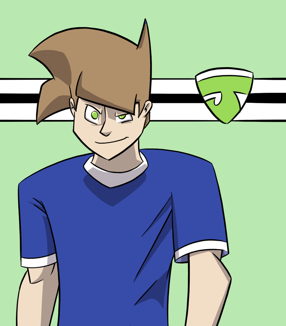 Character Bio Images: Jonny Regionson Jr. by Jonny-Aleksey
