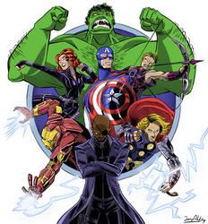 Marvel Cinematic Universe (Phase 1)