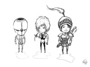 Draft - Random Characters