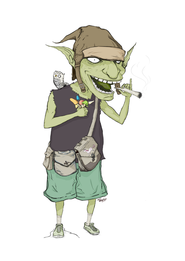 Forek-goblin by takebo