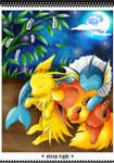 pokemon line art coloring