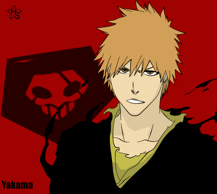 Bleach 449 Fullbring Colored By Yakama On DeviantArt