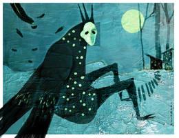 In the dark by RedGella
