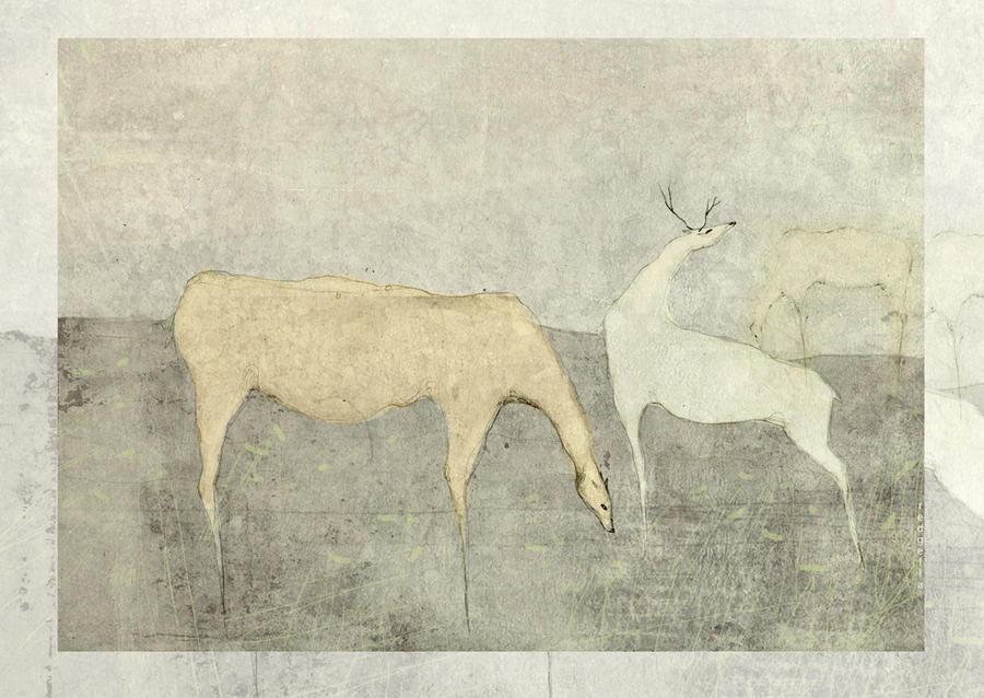 deers by RedGella
