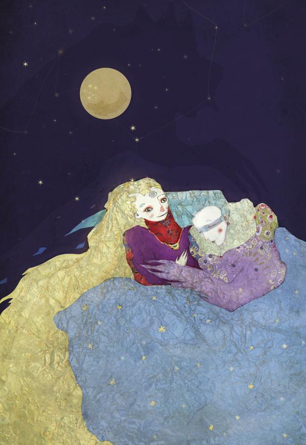 sleep_my Love by RedGella