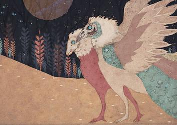 Birds by RedGella