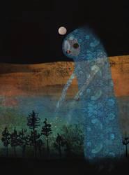 NightCreature by RedGella