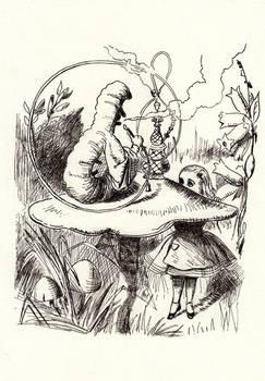 Alice in Wonderland(Reproduction)