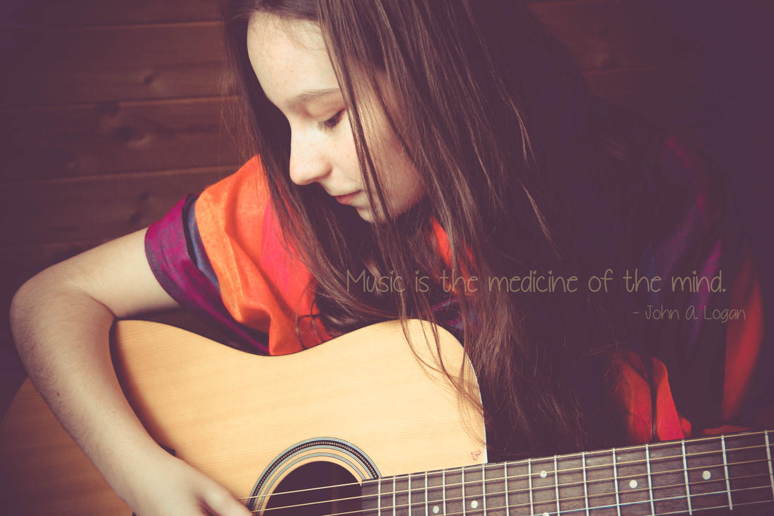 135/365 Music is the medicine of the mind by photographybyteri