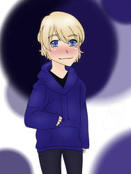 james is HAH- GAYYYY!//speedpaint// by AineSutton